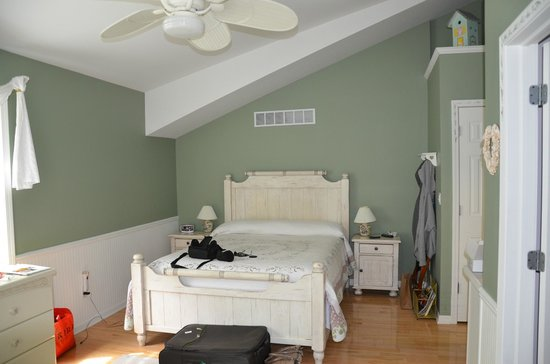 Garden Grove Bed & Breakfast: Sleeping Area