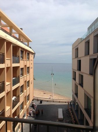 Estudios Sol : View from the Balcony
