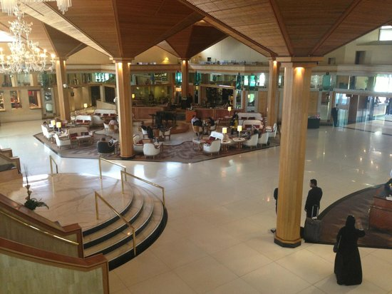 Le Meridien Dubai Hotel & Conference Centre : Lobby