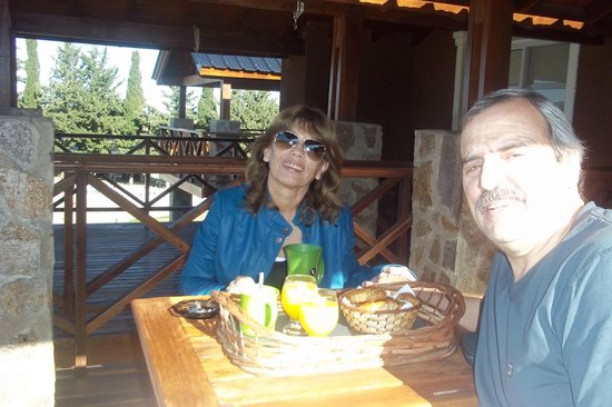 Winds Hill Home Resort: desayuno de despedida...