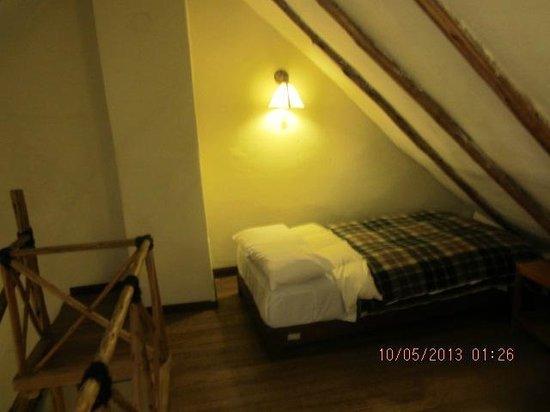 Colca Lodge Spa & Hot Springs - Hotel: Schlafstätte aufm Zimmer
