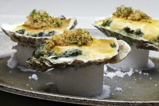 Boca: Oysters