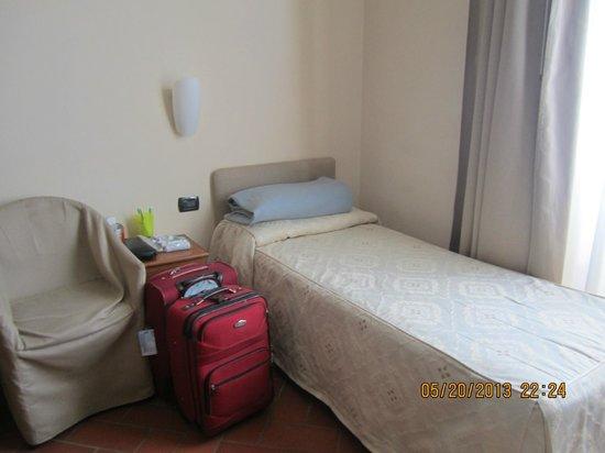 هوتل كارافاجيو: extra bed