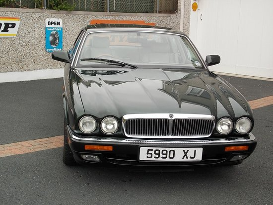 The Abingdon Collection: 1997 Jaguar XJ6 Executive.