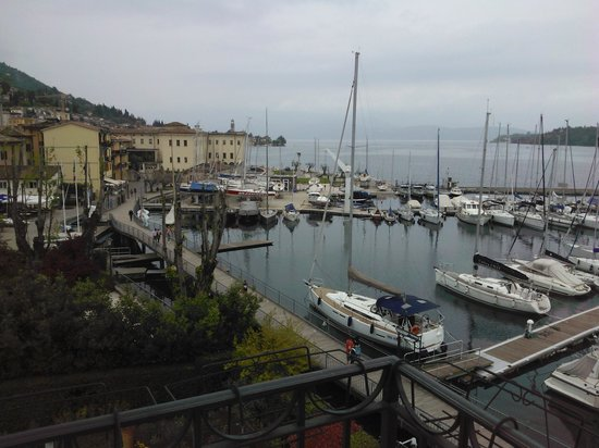 Hotel Bellerive: View from the balcony