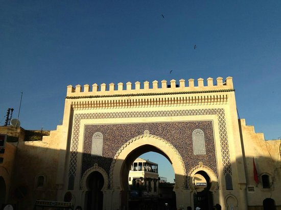 Atlasino Day Tours: The Blue Gate of Fes Medina