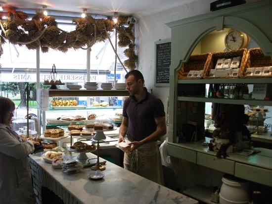Patisserie Deux Amis: great service