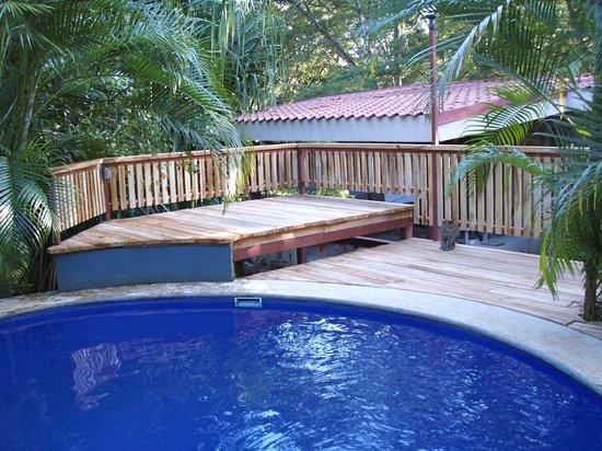 Harry's, El Escondite: The Pool & Garden.