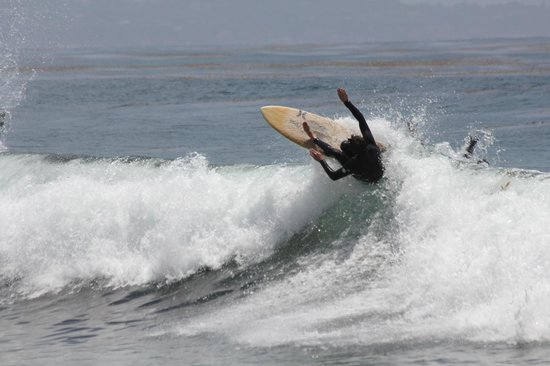Leo Carrillo State Park and Beach: Surfs up!