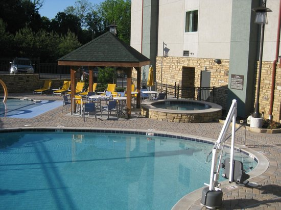 Hampton Inn Pigeon Forge: pool/hot tub