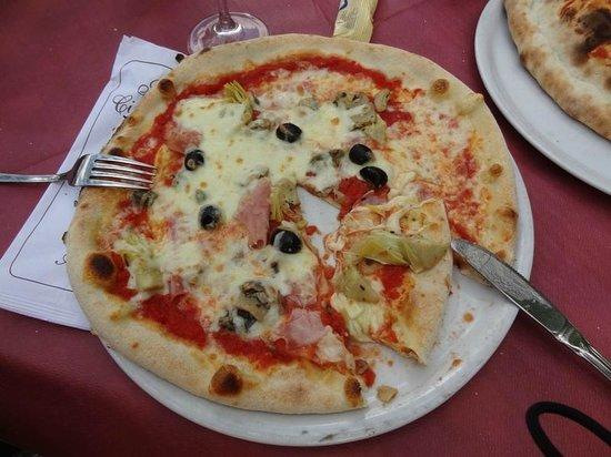 Il Circolino Citta Alta : Pizza