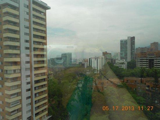 NH Collection Royal Medellin: vista del 7 piso