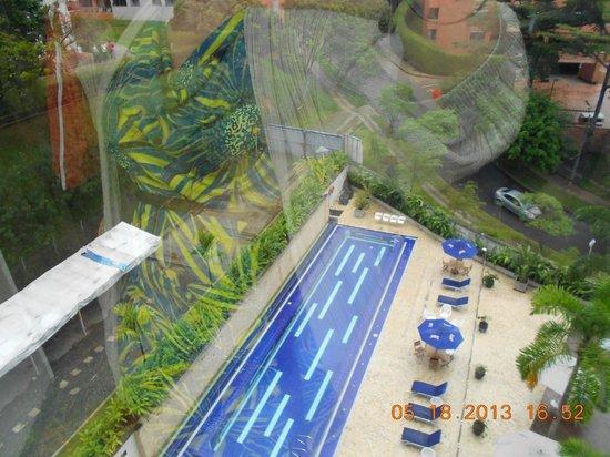 NH Collection Royal Medellin: desde mi ventana