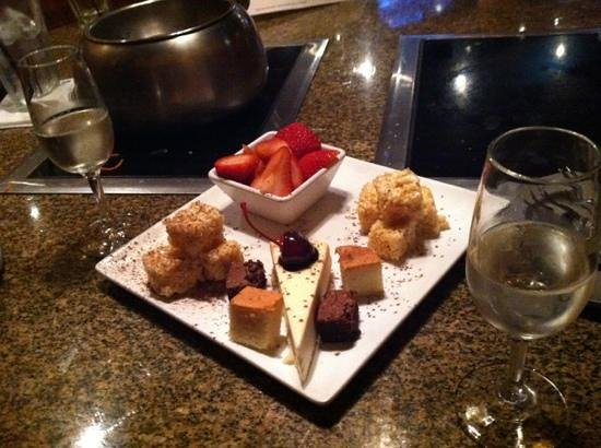 The Melting Pot: toasting to happy memories