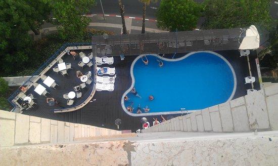 Hotel Prima Galil: pool