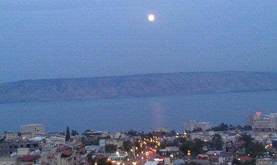 Prima Galil: night view