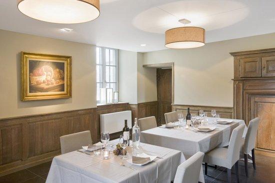 Château de Grandvoir : Restaurant