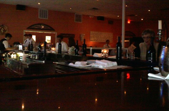 Garibaldi's of Columbia: Good selection of beer and wine to accompany your meal.