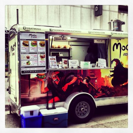 Photo of Restaurant Mogu at Howe Street And Dunsmuir Street, Vancouver, Canada