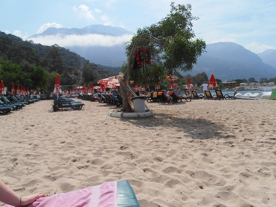 Billy S Beach Bar Blue Lagoon Oludeniz