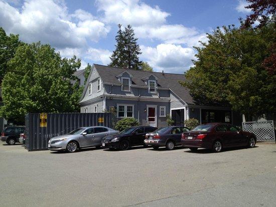 Concord's Colonial Inn: Este es el apartamento del Hotel