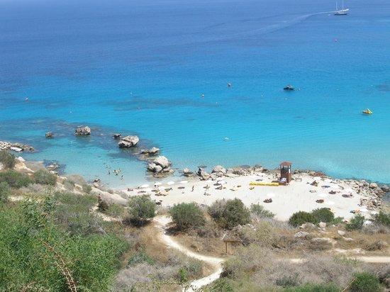 Grecian Park Hotel : Konnos Beach