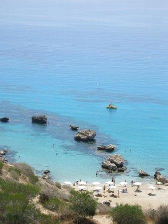 Grecian Park Hotel: Konnos Beach