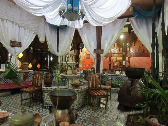 Dar Lahlou's interior