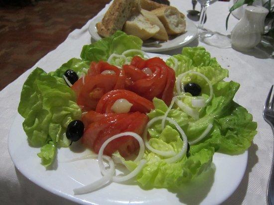 Dar Lahlou: The tomato salad