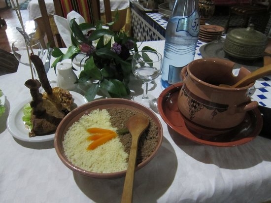 Dar Lahlou : The Royal couscous