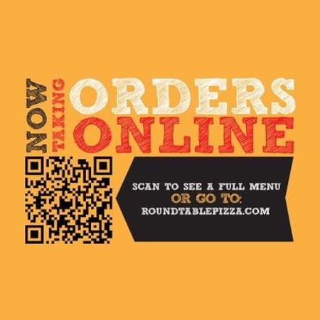 Round Table Pizza : Order online!