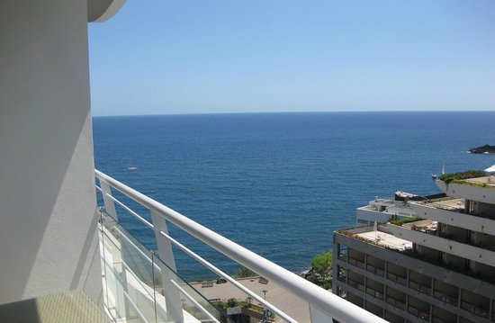 Melia Madeira Mare Resort & Spa: SIDE OCEAN VIEW