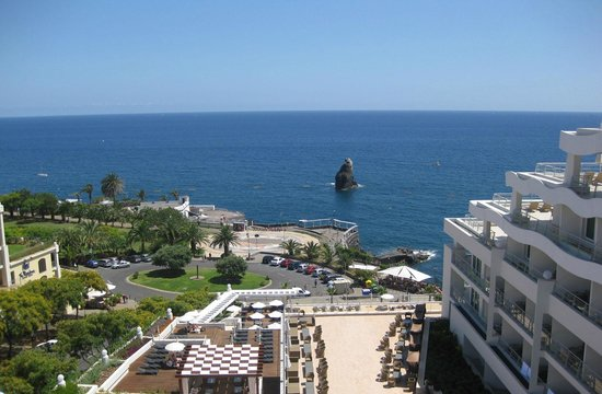 Melia Madeira Mare Resort & Spa: PREMIUM SUITE OCEAN VIEW