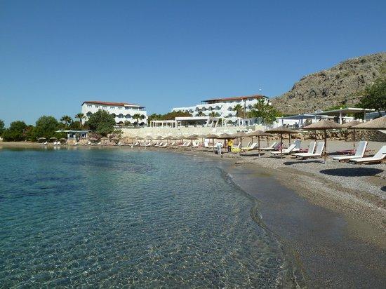 Seaside Sunrise Hotel: vue de la plage