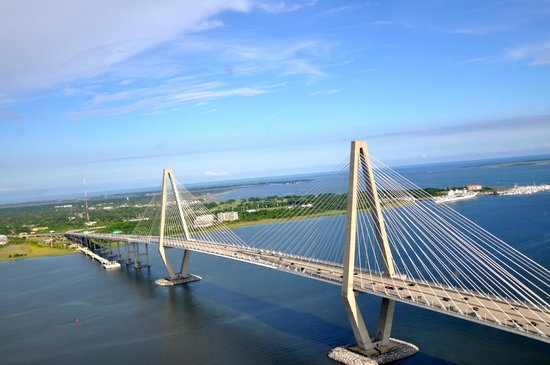 LowCountry Helicopters: The Bridge!