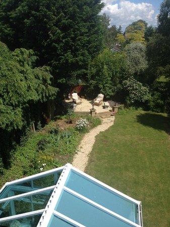 Orchard Cottage: Garden