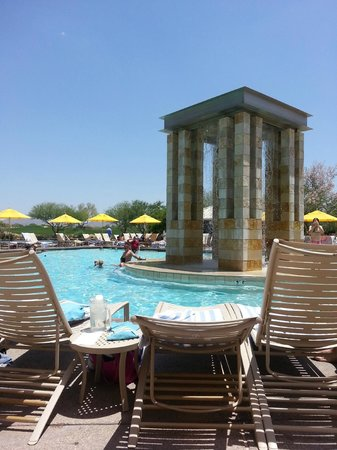 JW Marriott Phoenix Desert Ridge Resort & Spa: one little part of a big pool complex