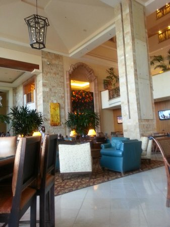 JW Marriott Phoenix Desert Ridge Resort & Spa: lobby