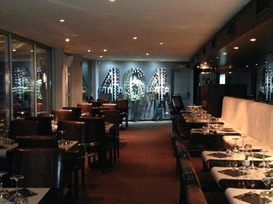 464 Harbor : Le restaurant
