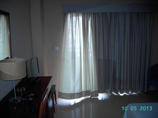 Hotel SantaMarta: habitacion