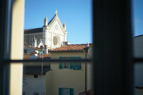 Relais Santa Croce: View of Santa Croce