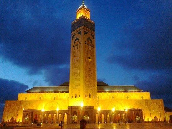 Meczet Hassana II: Moschea Hassan II