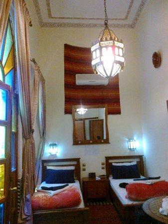 Riad Verus: camera doppia