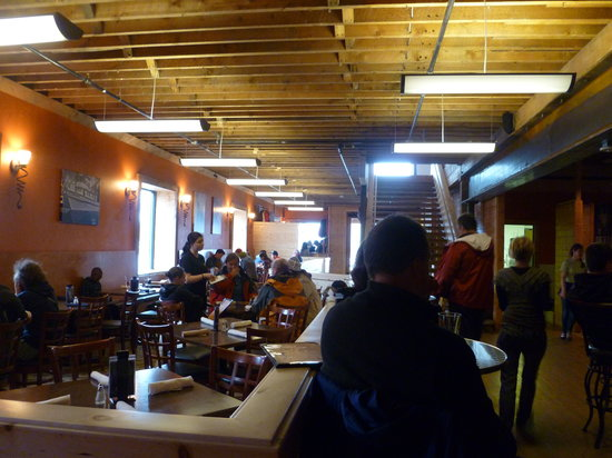 Seward Brewing Company : Dining Area