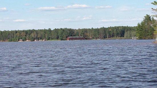 Chippewa Retreat Resort: View of Lakeside Villas