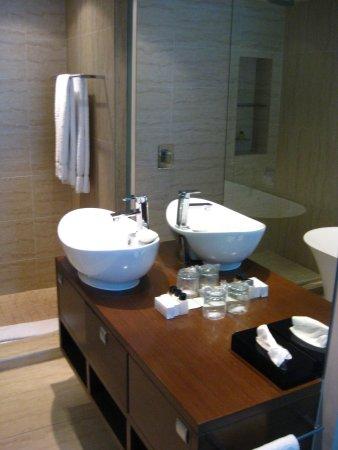 Pepperclub Hotel & Spa : la salle de bain
