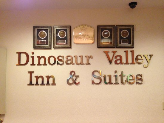 BEST WESTERN Dinosaur Valley Inn & Suites: Dinosaur Valley Inn and Suites