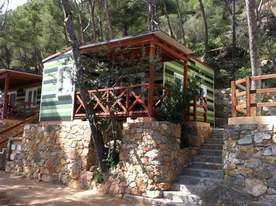 Camping Rifort: ideal accomadation