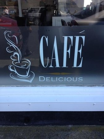 Cafe Delicious: sadly - anything but delicious