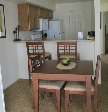 WorldMark Lake of the Ozarks: Dining area